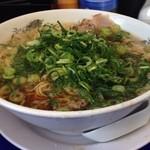 来来亭 - 料理写真:大盛り+ねぎ多め