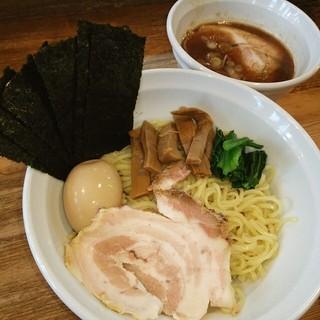 らーめん HANABI - マル特つけ麺(太麺)❤細麺もチョイス可♪スープ割りもありますよ~