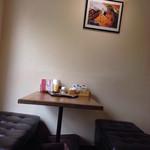 池袋ビッグアイランドグリルアンドバー - 店内②テーブル席1