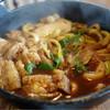 たから - 料理写真:かしわ入りの味噌煮込