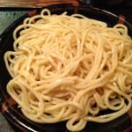 麺屋 大和 - 僕のリミットの太さ。