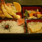 迎日楽 - A定食 1200円