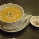迎日楽 - スープと塩