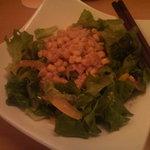 ウメ子の家 - コーンのサラダ