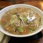 醤醤 - ラーメンとはスープが違いますよ♪(第七回投稿分②)