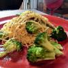 タベルナ フォーティフォー - 料理写真:旬野菜のペペロンチーノ