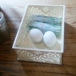 37122211 - はや寿司&ゆで卵