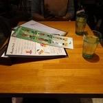 RRainbow - 「ダブルレインボー ららぽーと富士見店」2人用のテーブル席