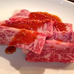 白竜 - 料理写真:ロース