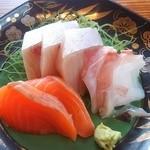 魚よし - お刺身