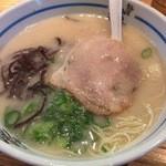 麺屋 あおい - ラーメン470円