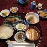 37124537 - 京のおばんざい朝食
