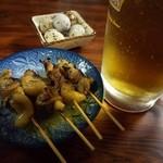 元禄 - 焼き鳥