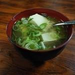 元禄 - 先代の奥様の湯豆腐