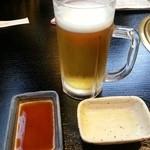 37125794 - 取り合えずビールで