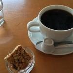 アンカフェクーベルチュール - ブレンドコーヒー(450円)