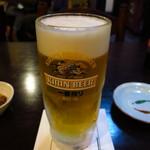 喜びの里 - 生ビール