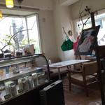 いつか森になるカフェ - 店内