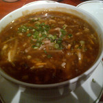 中国飯店 小天地 - 酸辣湯麺