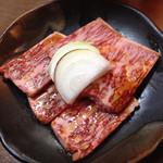 焼肉うたげ - 和牛ロース(1130円)