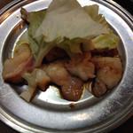 焼肉うたげ - ホルモン(520円)