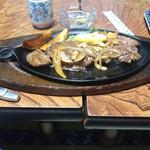 味平 - 料理写真:ある日のサーロインステーキ