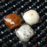 老舗 亀まん - 黒糖まんじゅう、吹雪まんじゅう、酒まんじゅう