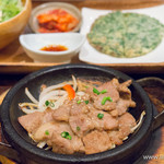 銀座 美菜莉 - 三元豚カルビセット【2015年4月】