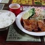 37136184 - チキンソテー(Bigり) 750円
