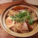 JAZZ麺 2.7 - みそ煮込みらーめん900円