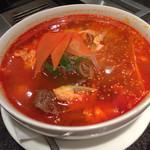 焼肉ぎゅうぎゅう - 温麺
