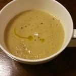 37138703 - ランチのスープ