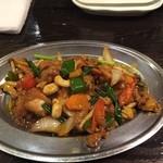 37139414 - 鶏のカシューナッツ炒め