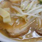 中華そば うりぼう - 美味しかったです。