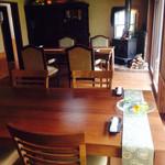 美菜食膳 古嶋 - テーブル席