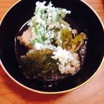 美菜食膳 古嶋 - お麩天ぷら