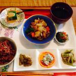 美菜食膳 古嶋 - ランチ