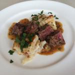 リラダン - 牛ヒレ肉ブラックペッパーソース