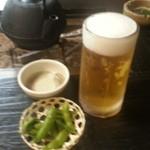 にっぽんの洋食 江戸一 - 2013/09/11  12:10訪問 中生\600