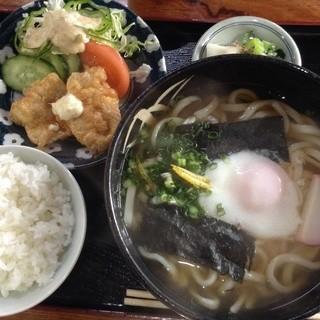 釜あげうどんかっぱ - 料理写真: