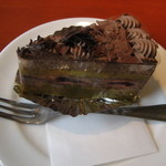 キャトル・セゾン - チョコレートケーキ