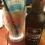 37144216 - 東京に来たらもちろんシャリキンでシュワシュワするでしょ?