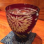 和創作 太 - 梅酒(ソーダ割)