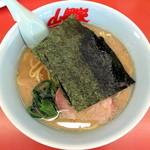 ラーメン山岡家 - 醤油ラーメン_620円