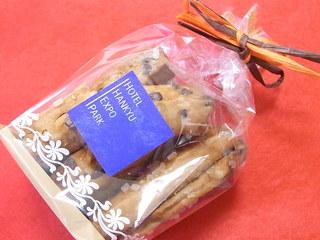 和み - ホテル阪急エキスポパークのクッキーが売られていました☆♪