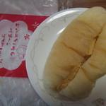 ケンジ 小麦館 - ピーナッツコッペ