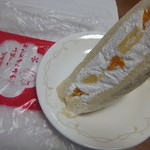 ケンジ 小麦館 - フルーツサンド