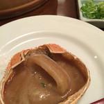 ジュジュアン - カニ味噌に白イカ