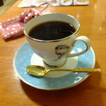 カフェ ララカ - 珈琲380円