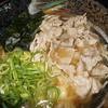 Ramenkoubouhappi - 料理写真:肉そば780円 肉うどんみたいな和風ラーメン!こだわりの極上だし!